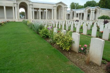 Faubourg D'Amiens Cemetery, Arras, Pas de Calais 4