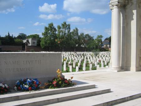 Faubourg D'Amiens Cemetery, Arras, Pas de Calais 5