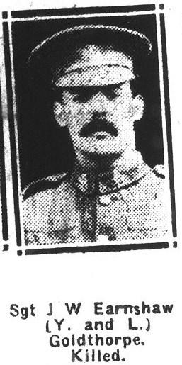 Profile picture for John William Earnshaw