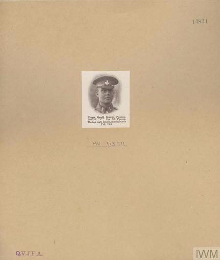 Profile picture for Harold Benson