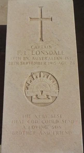 Profile picture for Frank Leslie Lonsdale