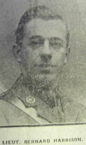 Profile picture for Bernard Percy Bartlan Harrison
