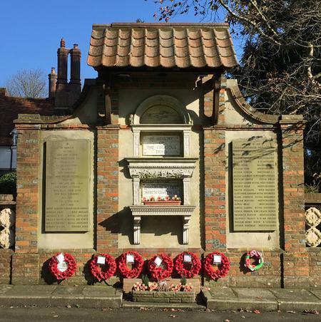 Little Gaddesden War Memorial