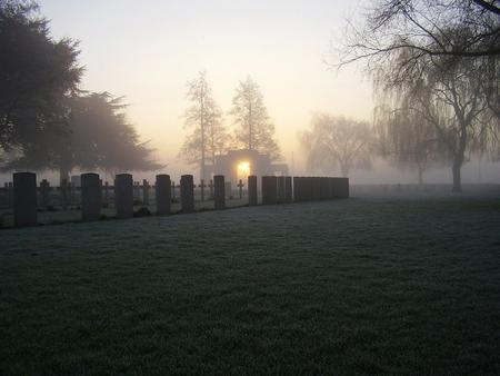 Lijssenthoek Military Cemetery, West-Vlaanderen 4