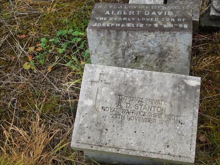 Profile picture for Albert David Stanton