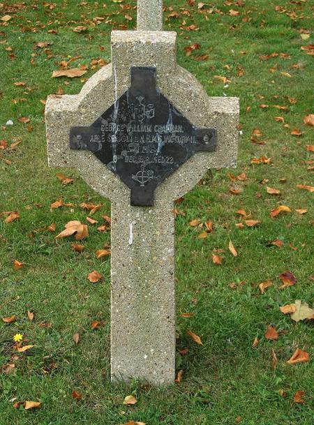 Profile picture for George William Chapman