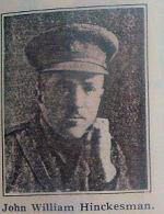 Profile picture for John William Hinckesman