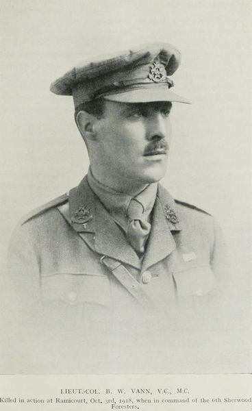 Profile picture for Bernard William Vann