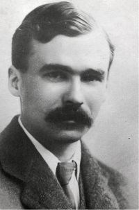 George Butterworth c.1914
