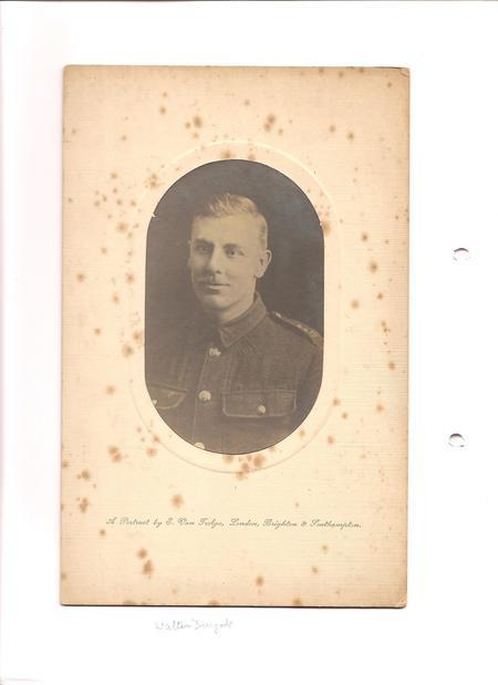 My grandfather Walter John Dungate