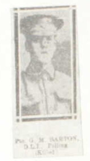 Profile picture for George Mark Barton