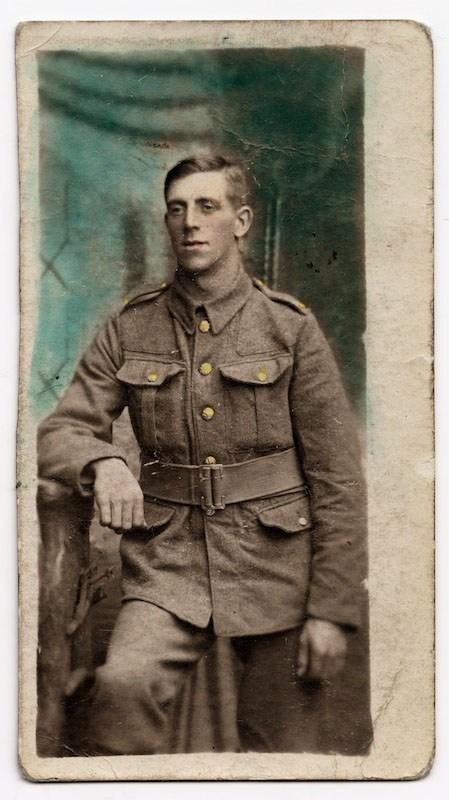 Profile picture for Frederick William Cooke