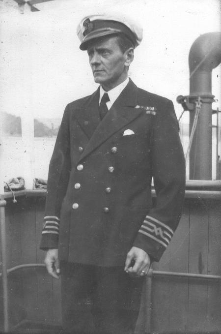 William H Harland 1940