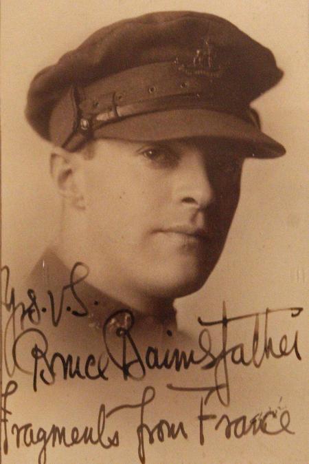 Bruce Bairnsfather, 1916