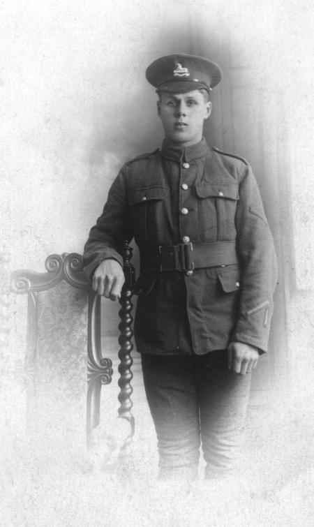 Profile picture for Arthur Edward Bradford
