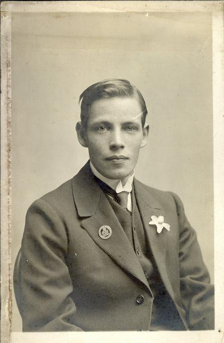 Profile picture for Arthur Percival Hudson