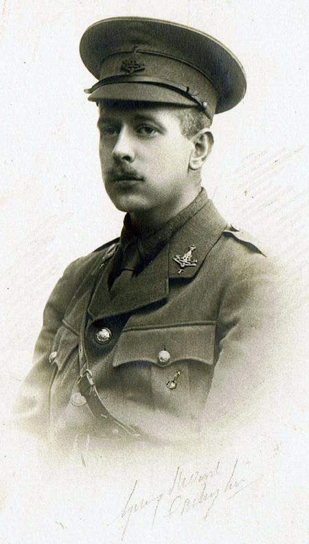 Profile picture for Bernard Hedley Charlton
