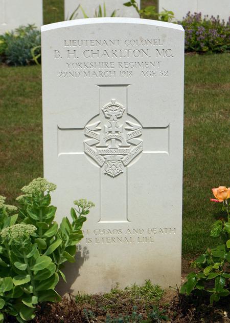 CWGC Headstone