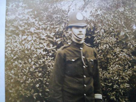 Herbert Hawkins - Sheffield City Police