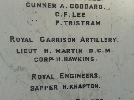 Kiveton Park & Wales War Memorial, Yorkshire