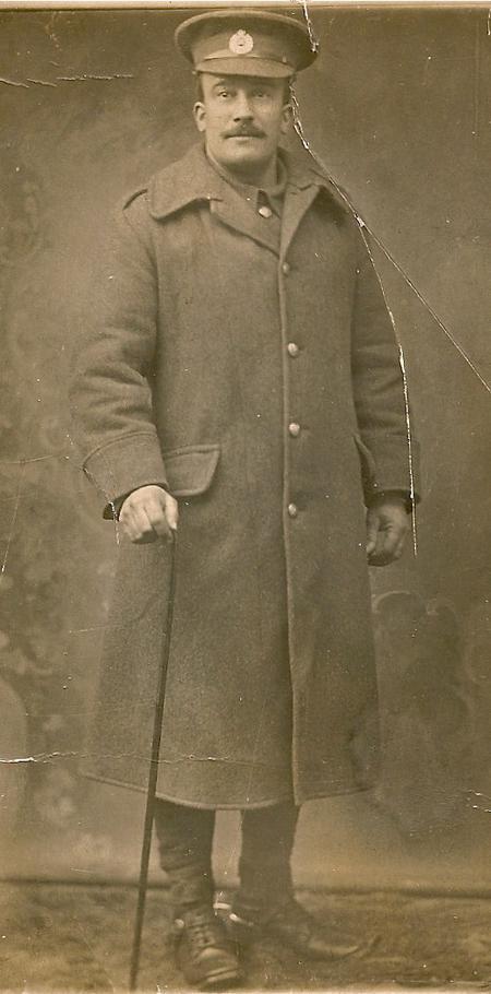 Profile picture for Fred Muggeridge