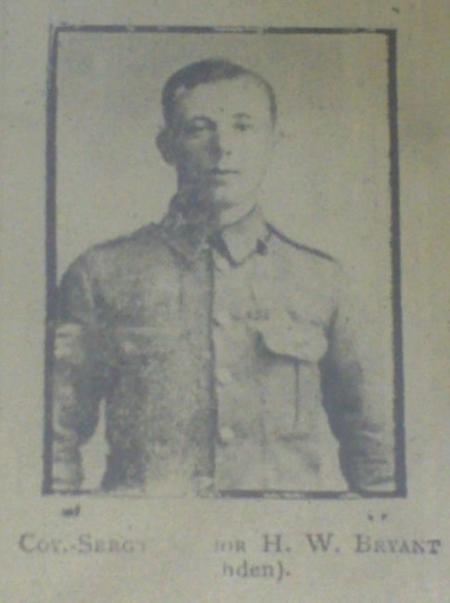 Profile picture for Herbert William Bryant