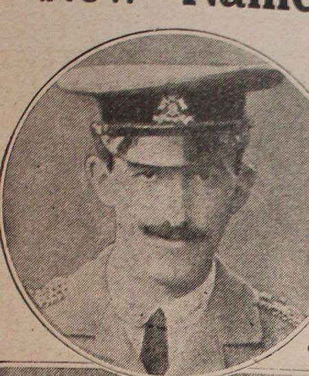 Captain Francis O Grenfell VC