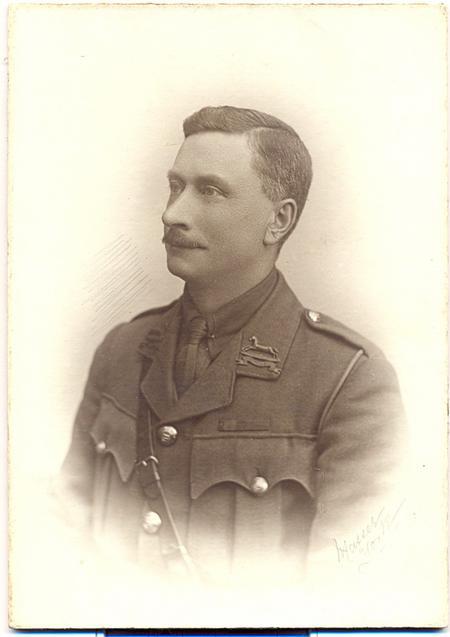 Profile picture for Frederick William Smith