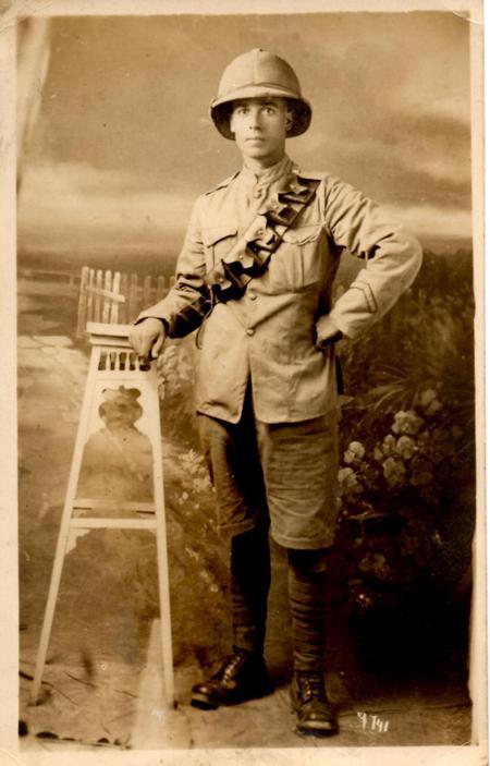 Profile picture for Alec W E Spelman