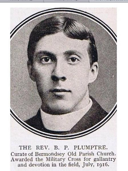 Profile picture for Basil Pemberton Plumptre