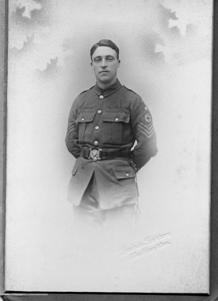 Profile picture for Leonard Frank Harding