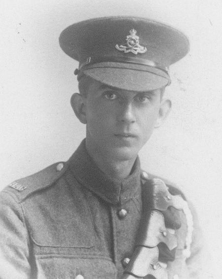 Profile picture for Hubert William Boustred
