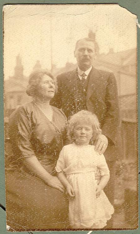 Tom, Alice and Vera in the 1920s