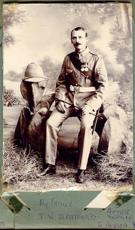 Sergeant Tom Stratford (1912-1914)