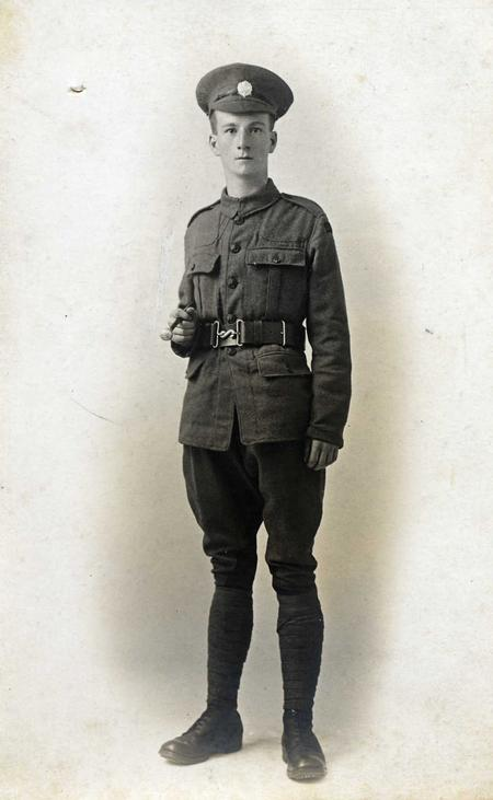 Private Brian Thomas Chaplin