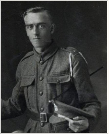 Profile picture for Percy Wilfred George