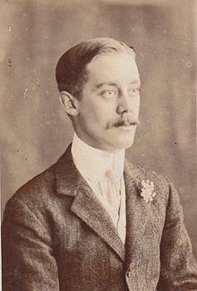 Thomas Agar-Robartes MP, circa 1906