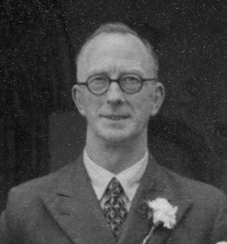 Profile picture for Ernest George Pye