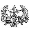 The Badge of The Scottish Rifles