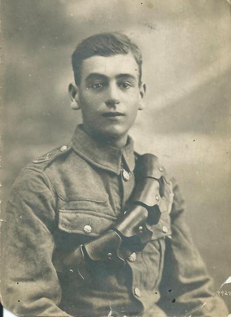 Harry Greenwood ca. 1916