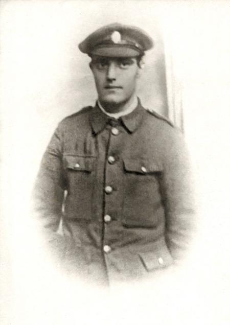 Profile picture for Frederick John Bruce Oxborrow