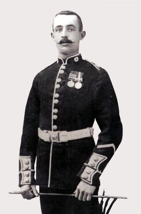 Profile picture for Ernest Edward Evans