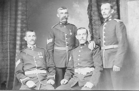 Four Smith brothers