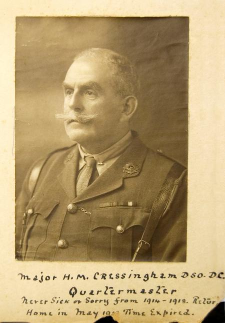 Profile picture for Hugh Montrein Cressingham