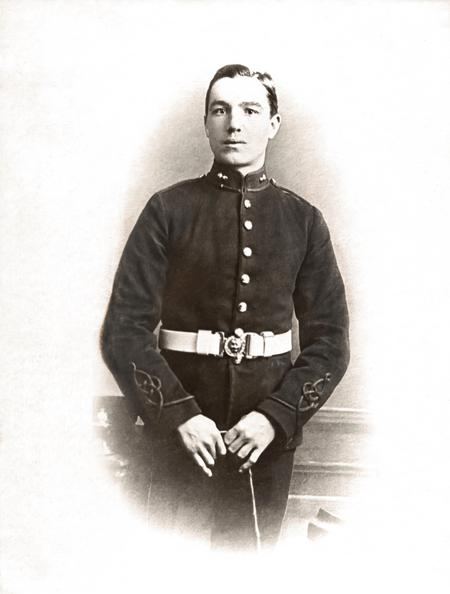 Profile picture for Lewis George Hardy Oxborrow