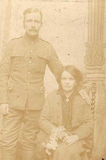 E. H. Richardson & Annie Maguire
