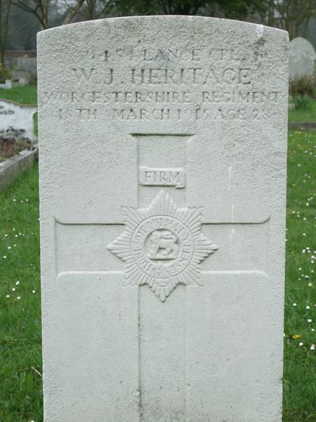 Profile picture for William Joseph Heritage