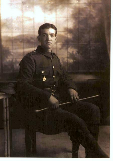 8312 Pte William Henry Toole