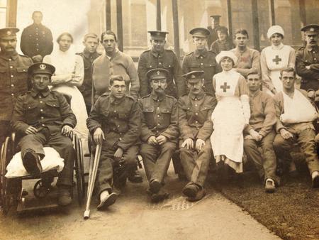 Nottingham Hospital 1915