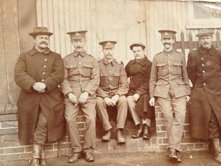 Thomas Hatton 5th Royal Berkshires and pals
